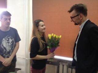 Spotkanie z Wojciechem Kassem